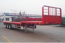 景阳岗牌SFL9400TPBE型平板运输半挂车