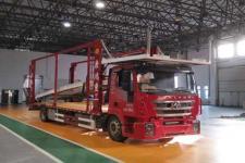 唐鸿重工牌XT5180TCL型车辆运输车图片