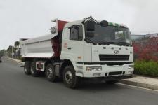 驰田牌EXQ5310TZLHN1型渣料运输车
