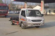 程力威牌CLW5030ZXXK5型车厢可卸式垃圾车