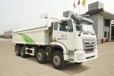 华威驰乐牌SGZ5312ZLJZZ5J7型自卸式垃圾车图片