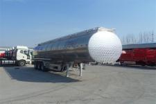 华宇达牌LHY9400GRH型润滑油罐式运输半挂车