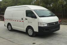 广通牌GTQ5041XXYBEV1型纯电动厢式运输车