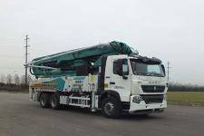 森源牌SMQ5341THB型混凝土泵车图片