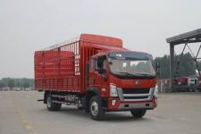 豪沃牌ZZ5147CCYG421DE1型仓栅式运输车