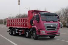 豪瀚牌ZZ3315N386WE1型自卸汽车