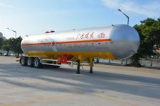 久远牌KP9406GYQSE型液化气体运输半挂车图片