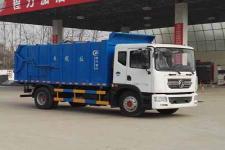 程力威牌CLW5164ZDJD5型压缩式对接垃圾车