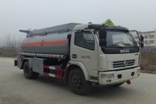 楚风牌HQG5120GRY5EQ型易燃液体罐式运输车
