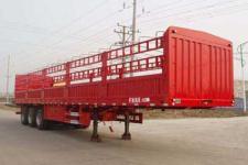兆鑫牌CHQ9402CCY型仓栅式运输半挂车