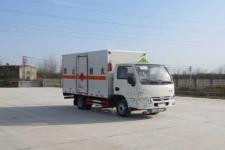 江特牌JDF5030XRQNJ5型易燃气体厢式运输车