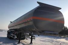 建成牌JC9401GRYL1型铝合金易燃液体罐式运输半挂车图片