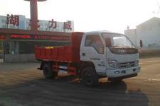 中汽力威牌HLW3040BJ5型自卸汽��D片