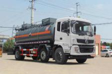 醒狮牌SLS5253GFWE5S型腐蚀性物品罐式运输车
