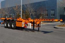 佰斯威牌HD9400TJZ型集装箱运输半挂车图片