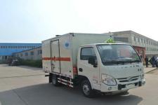 希尔牌ZZT5030XRY-5型易燃液体厢式运输车