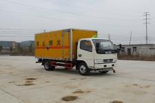 江特牌JDF5040XFWE5型腐蚀性物品厢式运输车