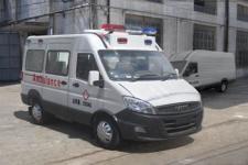 依维柯牌NJ5045XJHC2D型救护车图片