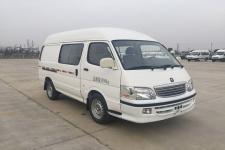 亚星牌YBL5030XXYBEV型纯电动厢式运输车