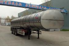 明航牌ZPS9400GYS型液态食品运输半挂车图片