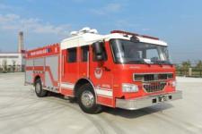 金猴牌SXT5200GXFPM60型泡沫消防车图片