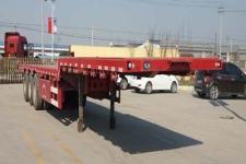 华威翔运牌CYX9400TPBE型平板运输半挂车图片