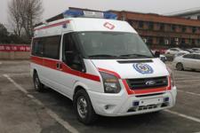 南风牌NF5037XJHA型救护车