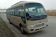 8.1米|24-29座中宜纯电动客车(JYK6802BEV3)