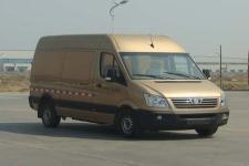 中通牌LCK5049XXYEV1型纯电动厢式运输车图片