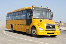 东风牌DFA6118KZX5S型中小学生专用校车图片