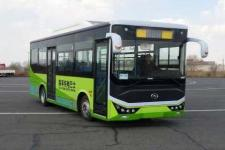 哈尔滨牌HKC6810BEV01型纯电动城市客车
