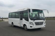 华新牌HM6741LFN5X型客车