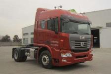 集瑞联合牌QCC4182D651W型危险品牵引汽车