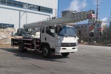 凯马牌KMC5142JQZ8ST型汽车起重机
