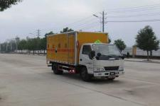 江特牌JDF5060XFWJ5型腐蚀性物品厢式运输车