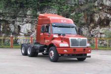 解放牌CA4257K2E5R5T1A92型半挂牵引汽车图片