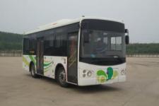 扬子江牌WG6820BEVHK9型纯电动城市客车
