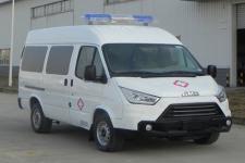 江铃牌JX5045XJHMJM1型救护车