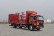 豪沃牌ZZ5167CCYG521DE1型仓栅式运输车