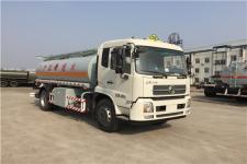 三力牌CGJ5181GJY5DC型加油车图片