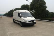 江天牌ZKJ5040XXYEV2型纯电动厢式运输车