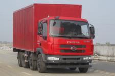 福达(FORTA)牌FZ5310XXY-E51型厢式运输车