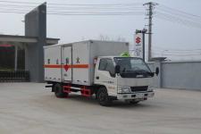 江特牌JDF5042XRYJ5型易燃液体厢式运输车