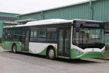 广通客车牌SQ6121BEVBT2型纯电动城市客车