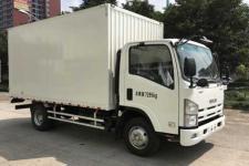 庆铃牌QL5071XXYA7HAJ型厢式运输车图片