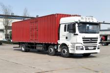 陕汽牌SX5260XXYMP5549型厢式运输车