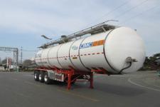 通华牌THT9400GYSA型液态食品运输半挂车图片