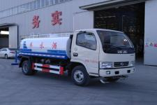 聚尘王牌HNY5070GSSE5型洒水车图片