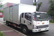 解放牌CA5127XXYP40K2L2E5A84型厢式运输车图片