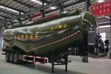 承威牌GCW9403GFL型低密度粉粒物料运输半挂车图片